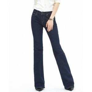 New BANANA REPUBLIC | Premium Denim Flare Jeans